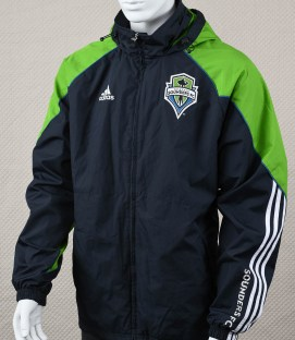 Sounders 1st Season Adidas Jacket
