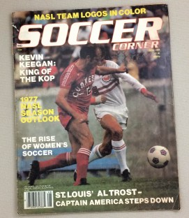 Soccer Corner Magazine June 1977