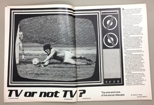 TV or not TV?