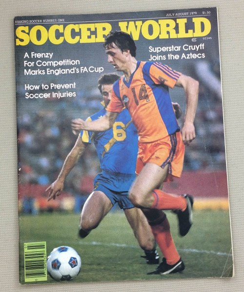 Soccer World Magazine July-Aug 1979