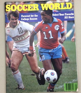 Soccer World Magazine Sept-Oct 1979