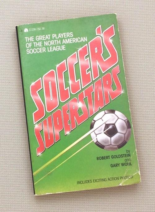 Soccer's Superstars by Robert Goldstein