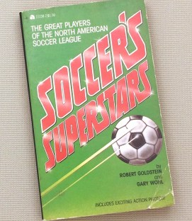 Soccer's Superstars by Robert Goldstein