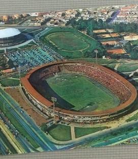 Estadio El Campin Bogota Postcard