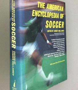 The American Encyclopedia of Soccer by Zander Hollander