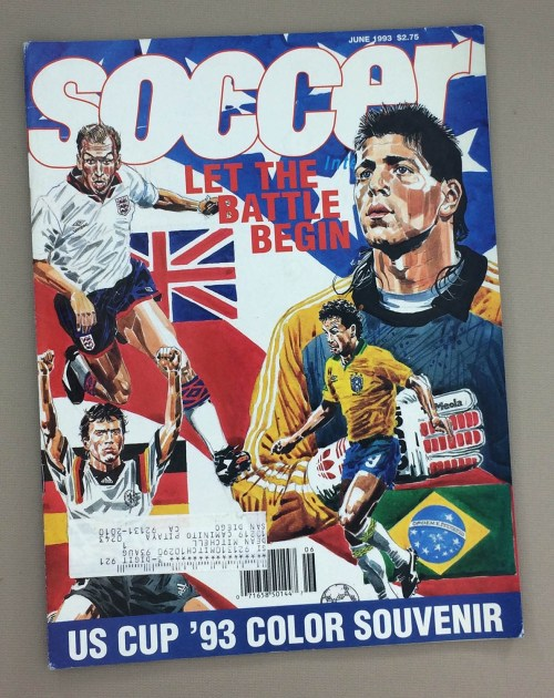 Soccer International US Cup '93 Guide