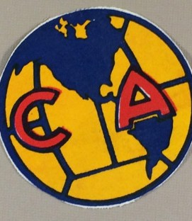 1983 Club America Patch