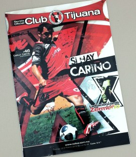 February 14th, 2010 Xolos Program