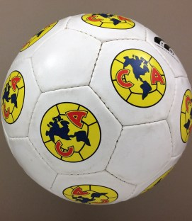 Club America Logo Ball circa 2006