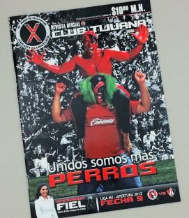 2012 Xolos Program