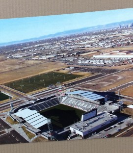 Dicks Sporting Goods Park Postcard