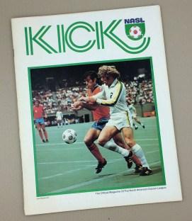 Kick Magazine April 17th, 1977