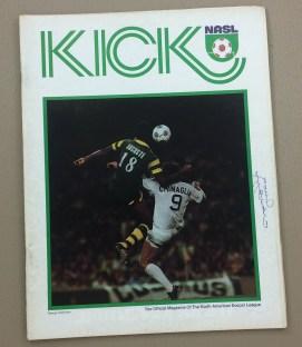 Kick Magazine April 24th 1977