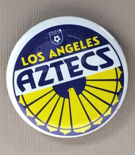 Los Angeles Aztecs Mini Button