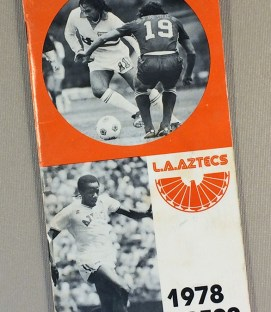 Los Angeles Aztecs 1978 Media Guide