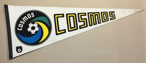 1978 New York Cosmos Team Pennant