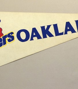 1978 Oakland StompersTeam Pennant