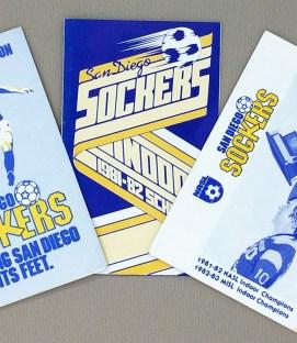 San Diego Sockers NASL Indoor Schedule Set