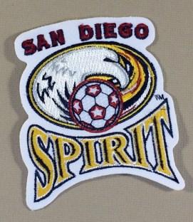 San Diego Spirit Patch