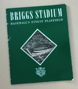 Briggs Stadium Baseball's Finest Playfield