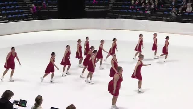 Team Ashburn Synchronized Skating Intermediate