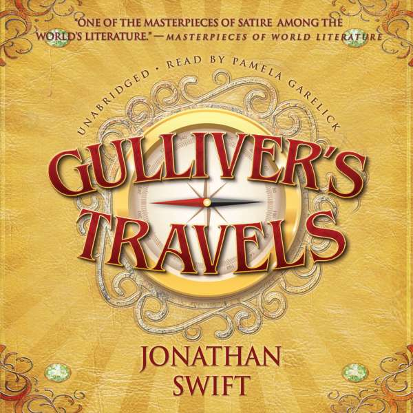 Gulliver's Travels - Audiobook by Jonathan Swift
