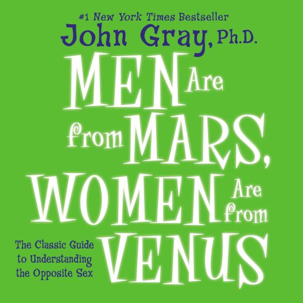 Men are From Mars, Women are From Venus - Audiobook ...
