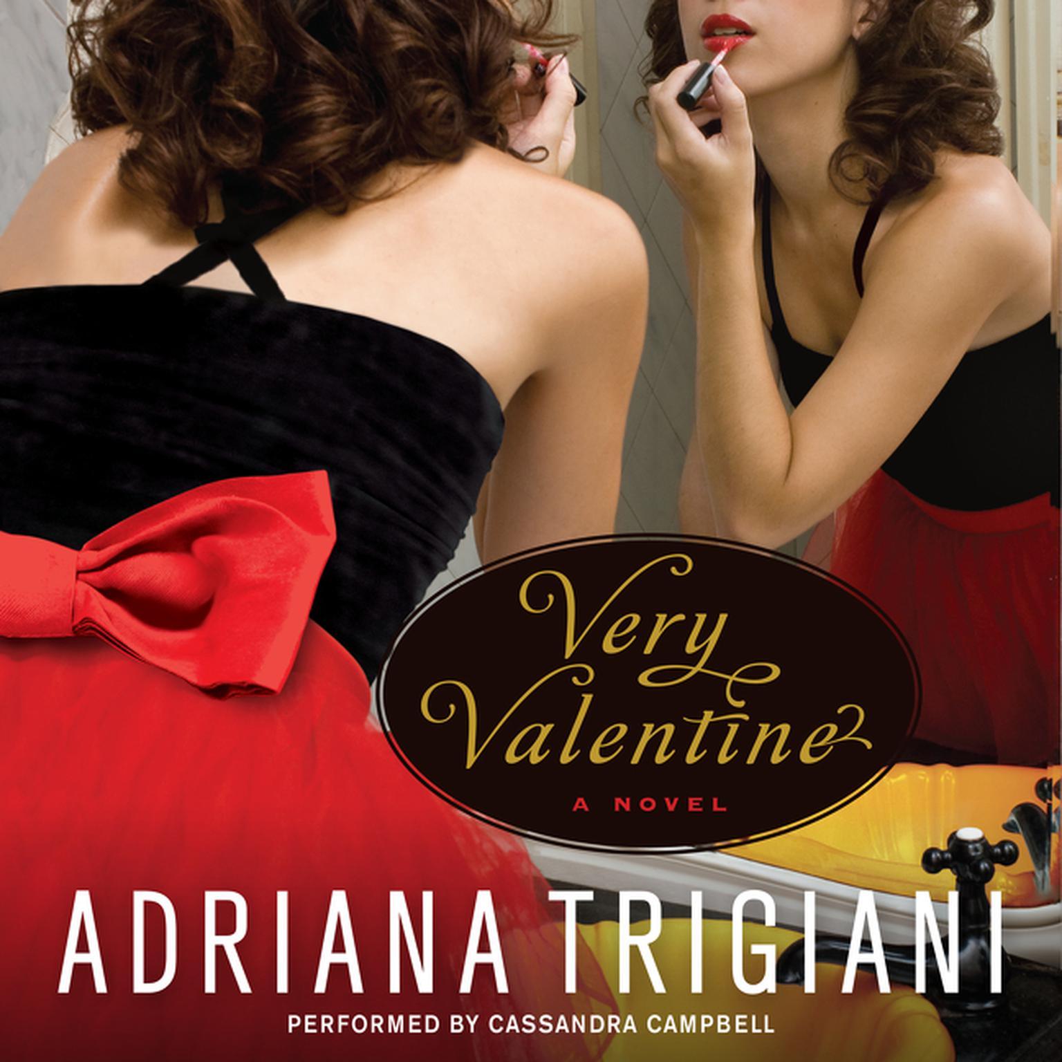 Very Valentine Audiobook Listen Instantly