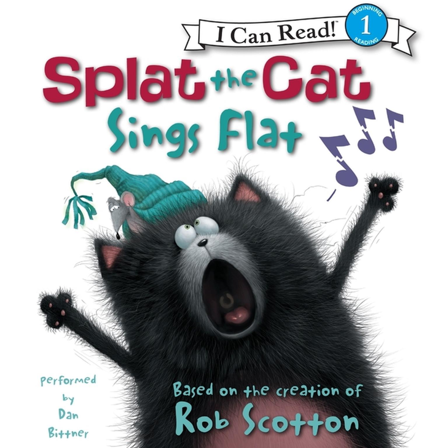 Splat The Cat Splat The Cat Sings Flat