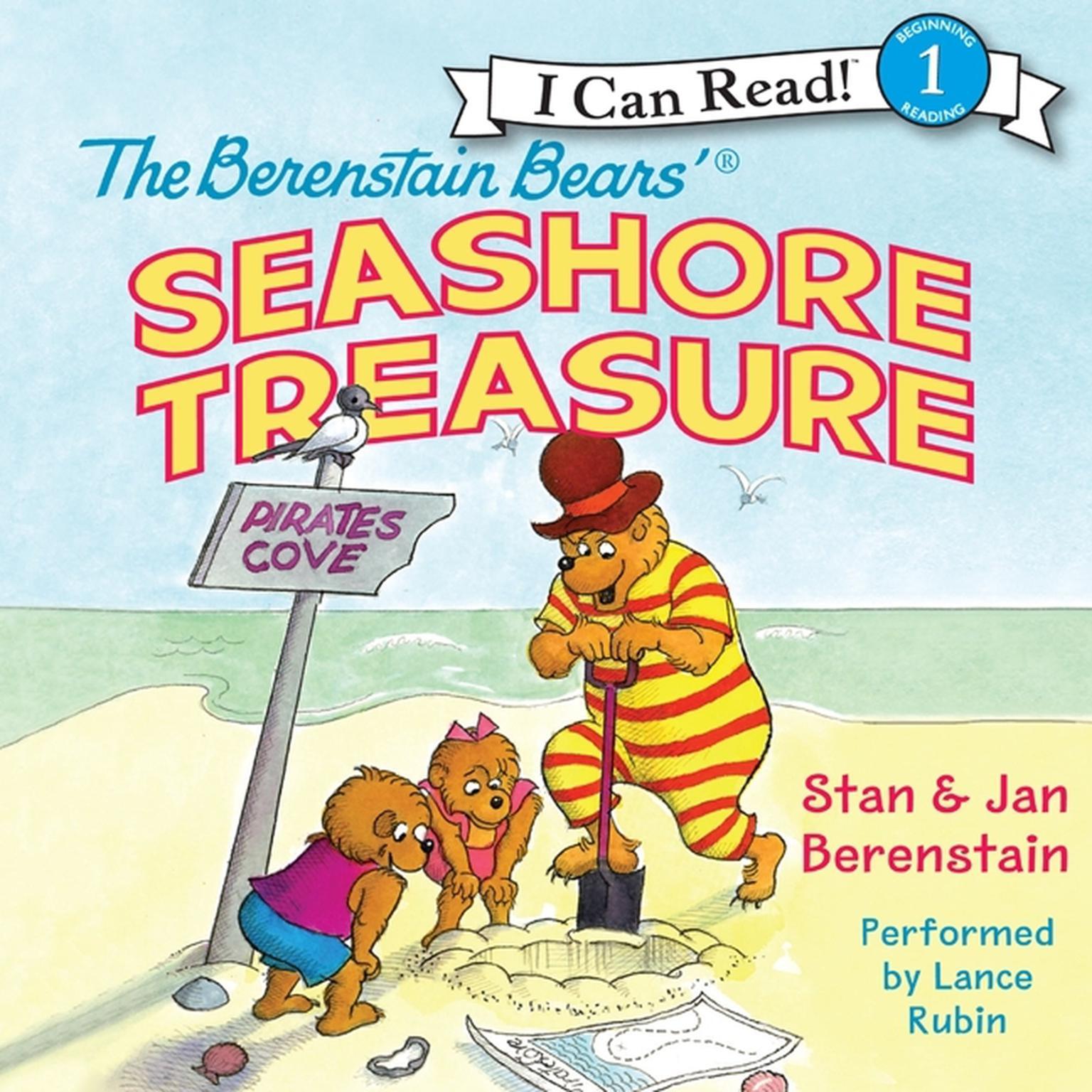 The Berenstain Bears Seashore Treasure