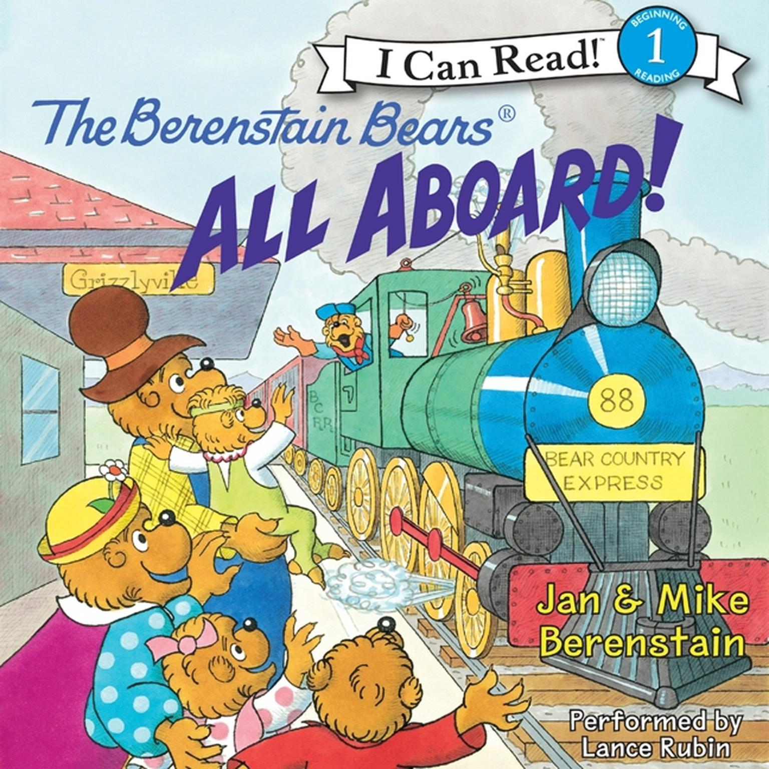 The Berenstain Bears All Aboard