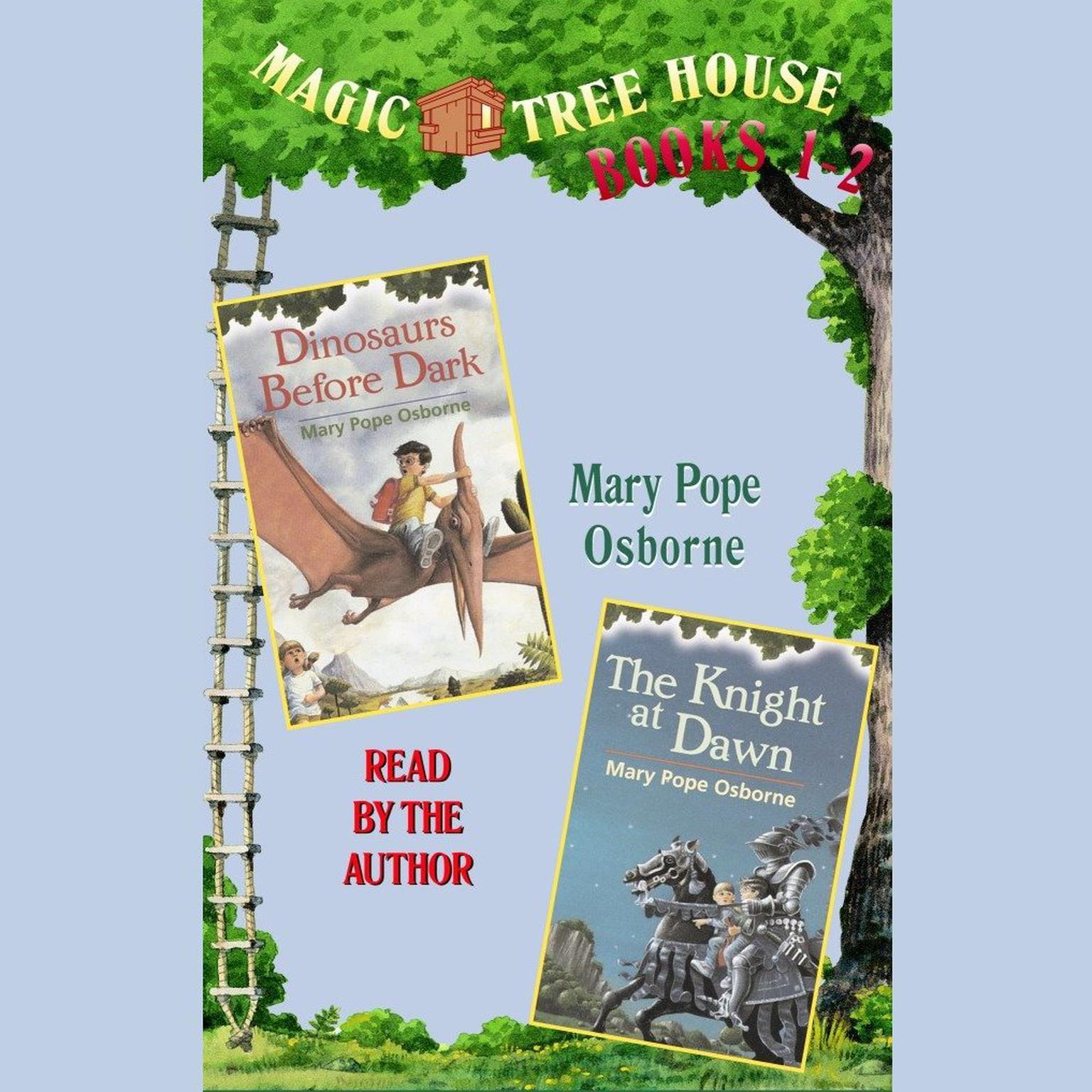 Magic Tree House Books 1 And 2