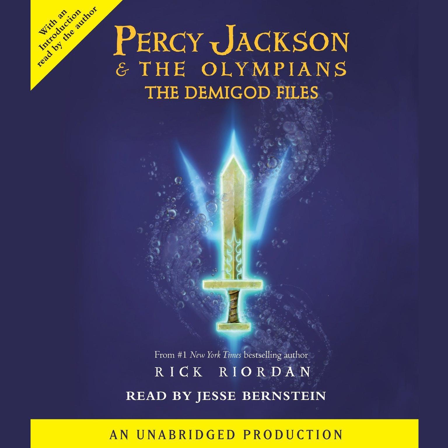 Percy Jackson The Demigod Files