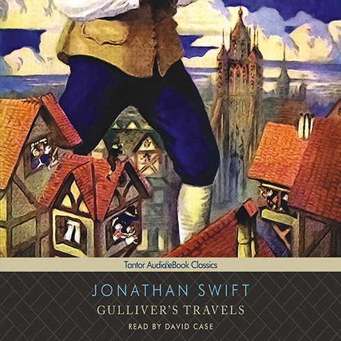 Gulliver's Travels - Audiobook | Listen Instantly!
