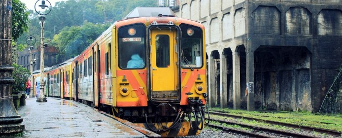 Pingxi old train