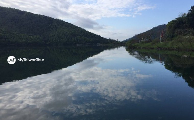 5 - Liyu Lake