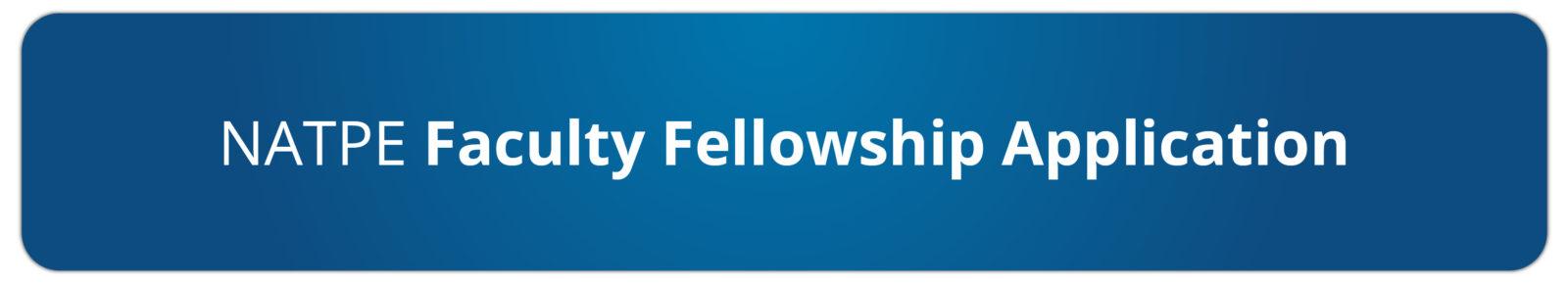 NATPE Faculty Fellowship Application