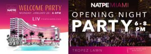 Parties at NATPE Miami