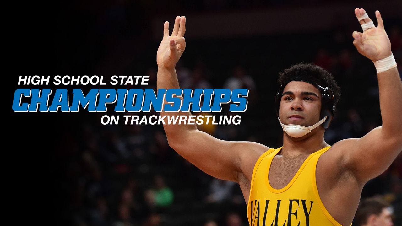 2018 High School State Championships On Trackwrestling