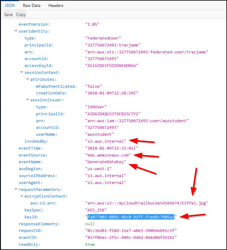 Firefox logs