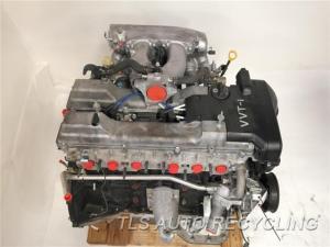 2002 Lexus GS 300 engine assembly  ENGINE LONG BLOCK 1