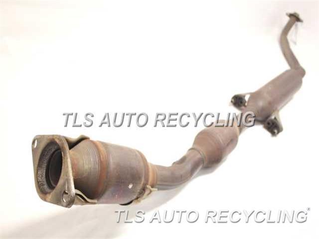 2006 toyota corolla exhaust pipe