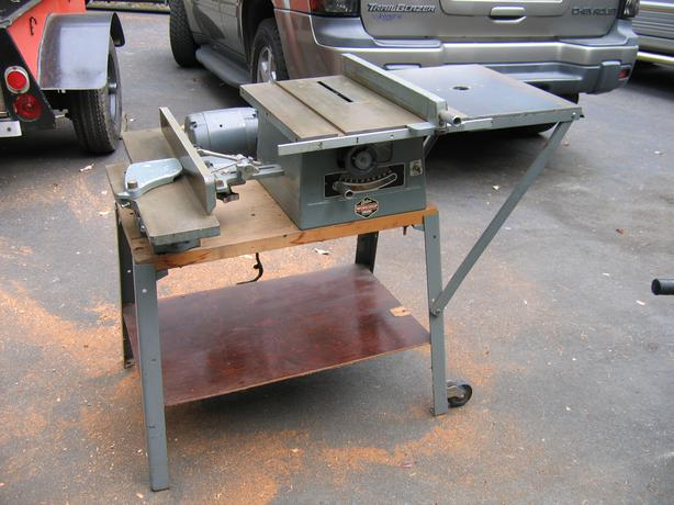 Atlas Table saw/jointer West Shore: Langford,Colwood,Metchosin ...