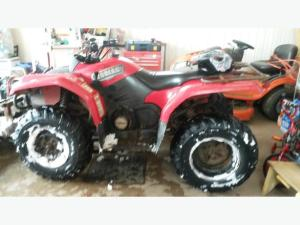 2003 Yamaha Kodiak Ultramatic PRINCE COUNTY, PEI  MOBILE