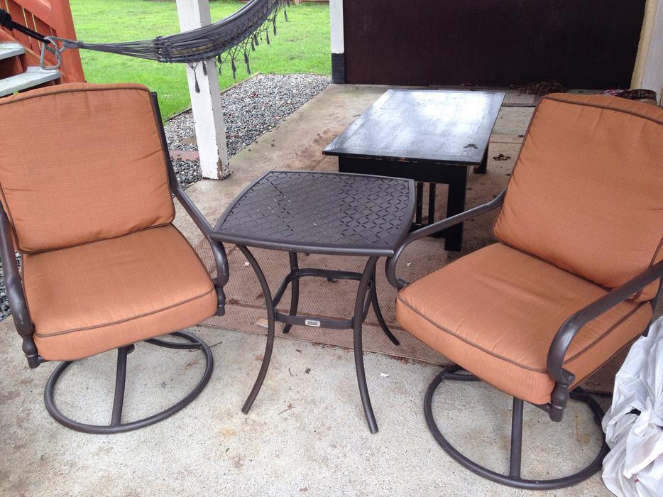 Martha Stewart living patio furniture Esquimalt & View ... on Martha Living Patio id=22960