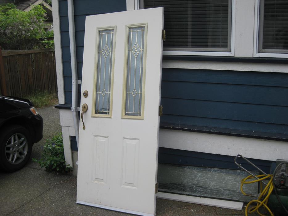 Exterior Door Saanich, Victoria