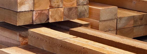 Prime Custom Cut Cedar And Douglas Fir Timbers/Lumber