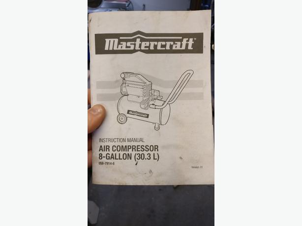 Gallon Compressor Saanich Victoria