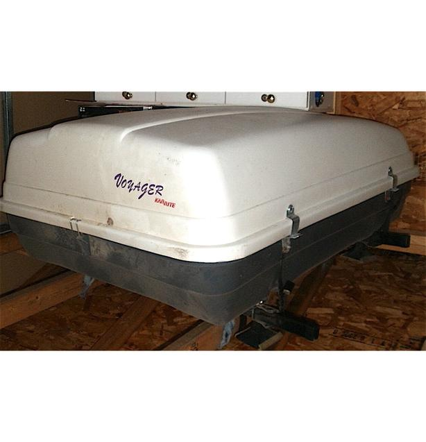 Karrite Roof Box Spare Parts