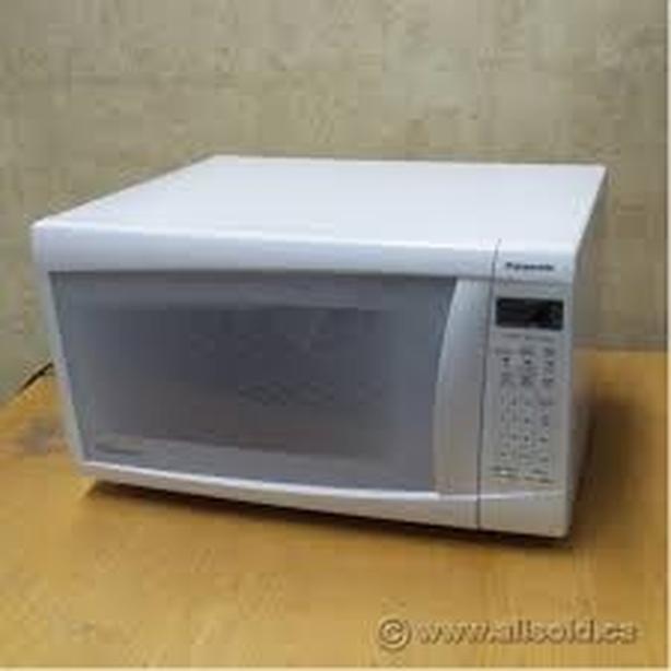 panasonic microwave oven w inverter